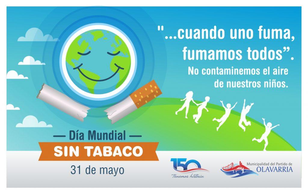 D a mundial sin tabaco actividades alusivas for Cuarto dia sin fumar