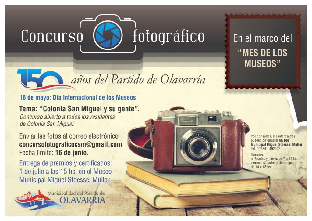 Concurso fotográfico \