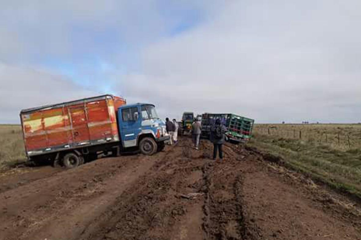 Infracciones por circular en caminos de tierra después de las ...