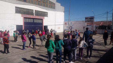 Encuentro interdeportivo en Olavarria
